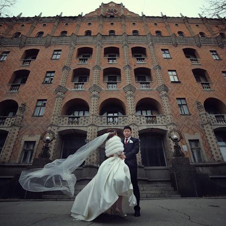 Свадебный фотограф Александр Самсонов (samson). Фотография от 21.01.2018