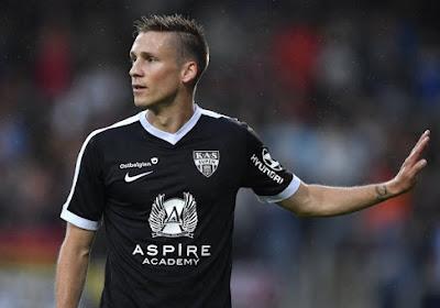 Nils Schouterden verlengt zijn contract bij Eupen