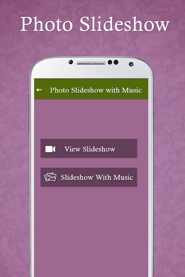 Slideshow Maker with Music- screenshot