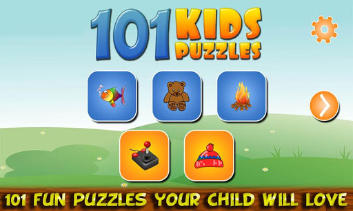 101 Kids Puzzles android2mod screenshots 1