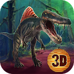 Jurassic Spinosaurus Simulator Icon