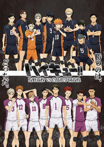 Haikyuu!!: Karasuno Koukou VS Shiratorizawa Gakuen Koukou (Haikyu!! 3rd Season) thumbnail