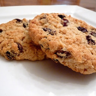 Chewy Oatmeal-Raisin Cookies.