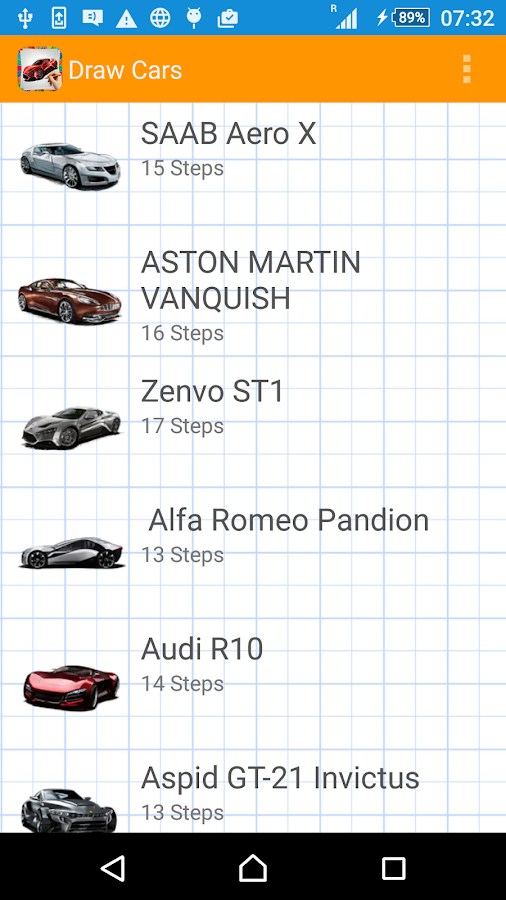 How to draw super car android apps on google play how to draw super car screenshot ccuart Gallery