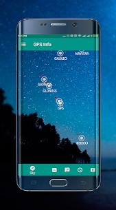 GPS info premium +glonass 3.2.9 Mod APK (Unlock All) 2