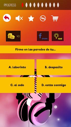 Finish The Lyrics - Free Music Quiz App 3.0.0 screenshots 3