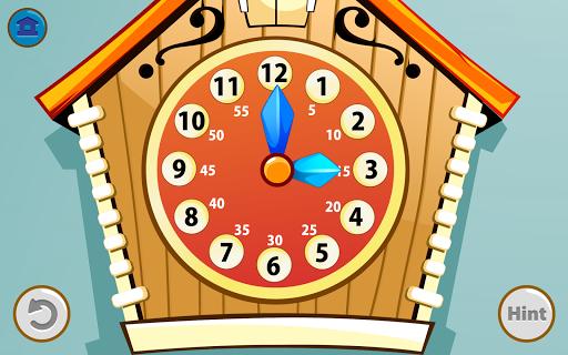 Kids Telling Time 1.2 screenshots 4