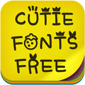 DOWNLOAD FONT CUTIE FREE