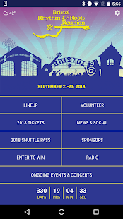 Bristol Rhythm and Roots Reunion- screenshot thumbnail