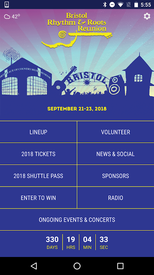Bristol Rhythm and Roots Reunion- screenshot