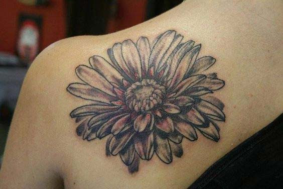 Daisy Tattoos For Men: 50 Best Daisy Tattoos Designs And Ideas With Meanings