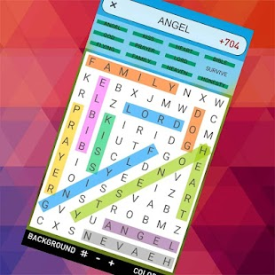 Word Search Daily PRO Screenshot
