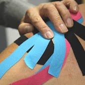 Kinesio ares Tape techniques