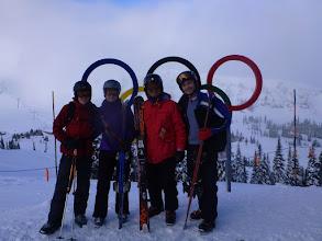 Photo: Whistler-Blackomb: Site of the 2010 Winter Olympics
