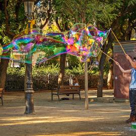 by Paulo Leitão - City,  Street & Park  Street Scenes ( eventos )