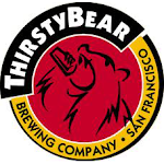 Logo of Thirsty Bear Polar Bear Pilsner