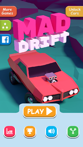 Mad Drift - Car Drifting Games apkpoly screenshots 1