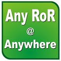Any RoR Anywhere icon