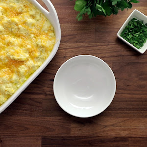 """Cauliflower """"Macaroni"""" and Cheese"""