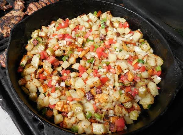 Potatoes De Gallo Recipe