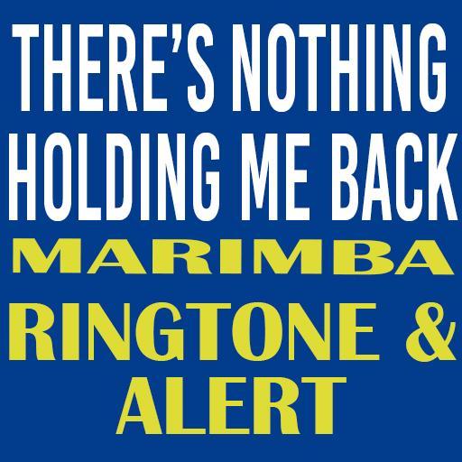 theres nothing holding me back free ringtone