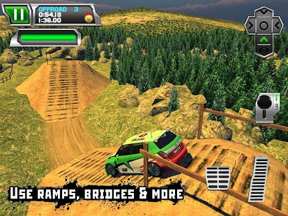 Offroad Trials Simulator Screenshot