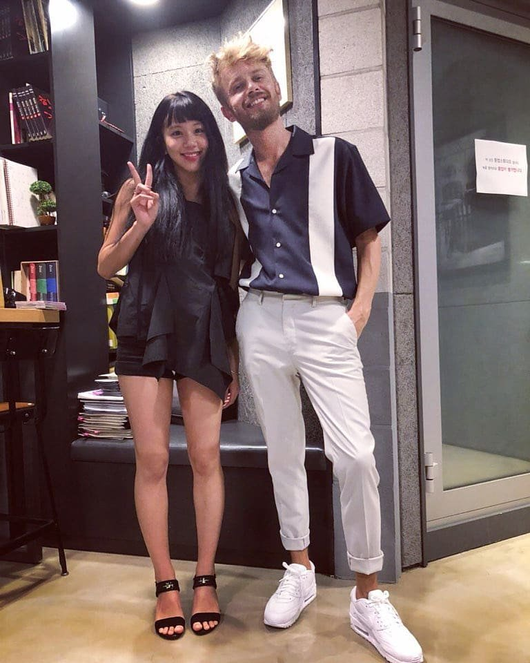 chaeyoung wouter hamel