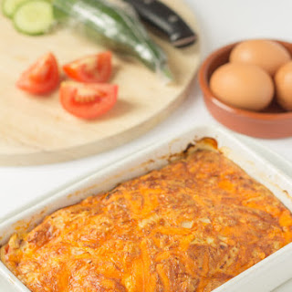 Tomato Cheese Egg Bake Recipes
