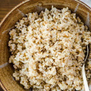How To Cook Brown Rice.