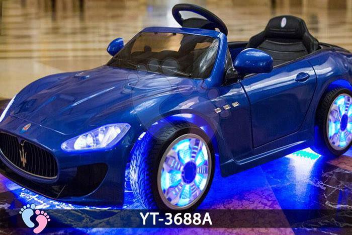 Xe Oto điện cho bé Maserati YT-3688A 7
