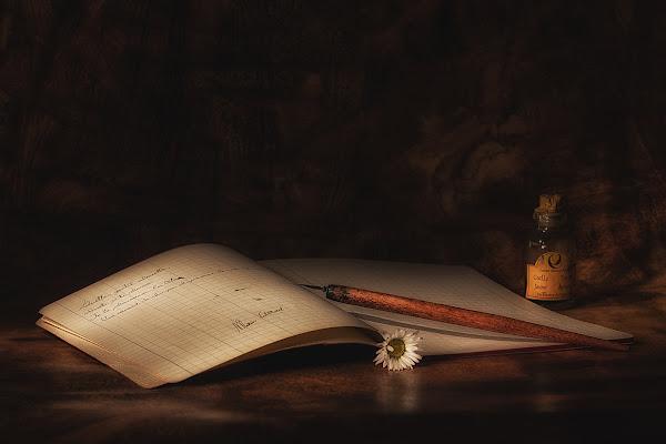 Scripta manent di Donatella Maritan