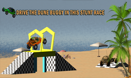Beach Buggy Stunt Driver