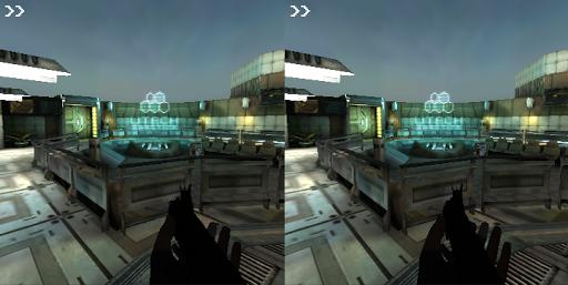 Angrybots VR CardBoard