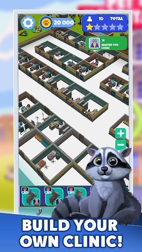 Idle Pet Hospital Tycoon 1.2 Mod screenshots 1