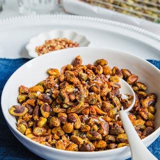 Spiced Pistachios Recipes