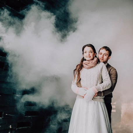 Свадебный фотограф Андрей Панфилов (alcaida). Фотография от 15.01.2018