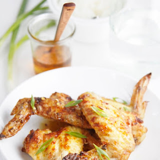 Crispy Honey Ranch Wings