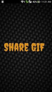 Share GIF - náhled