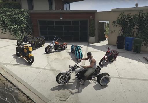 Tips Grand Crime City theft Autos 5.0 screenshots 1