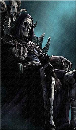... Grim Reaper Wallpapers HD screenshot 4 ...