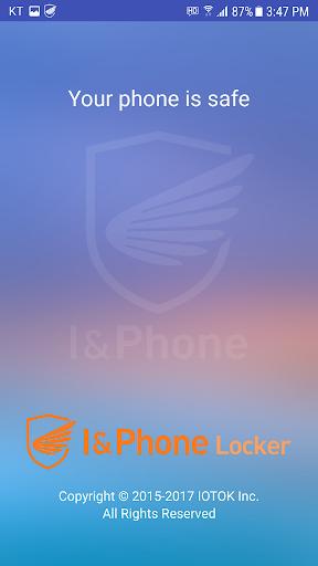 I&Phone Locker NFC, Anti-theft & Loss, Smartphone 1.1.3 screenshots 5