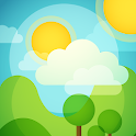 2day - simplest weather app icon