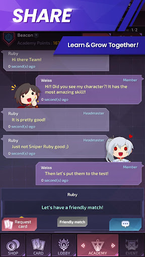 RWBY: Amity Arena  screenshots 7