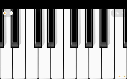 Mini Piano Lite 4.5.5 screenshots 16