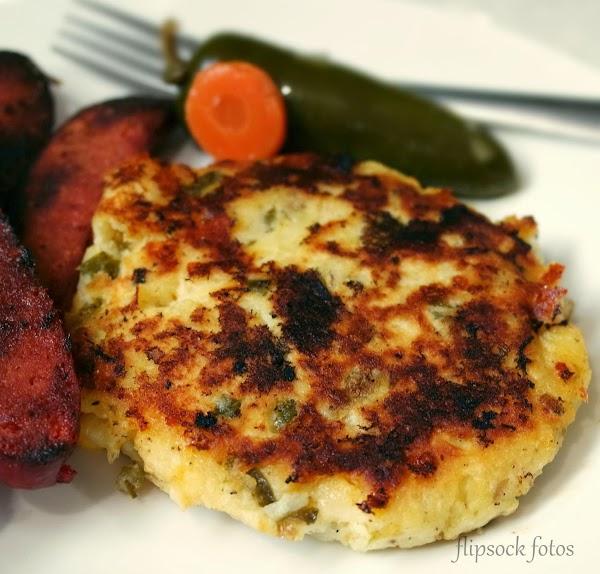 Potato Cakes Jalapeno Cheese Recipe