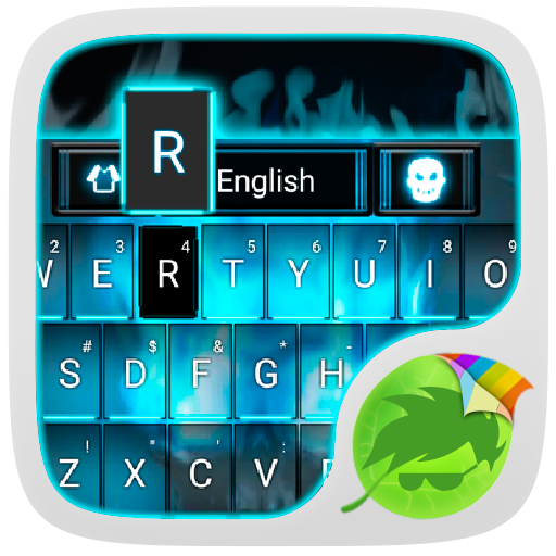 頭骨鍵盤 個人化 App LOGO-APP試玩