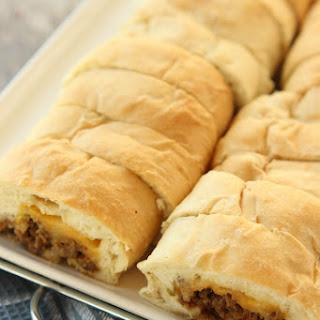 Stuffed Sausage Bread.