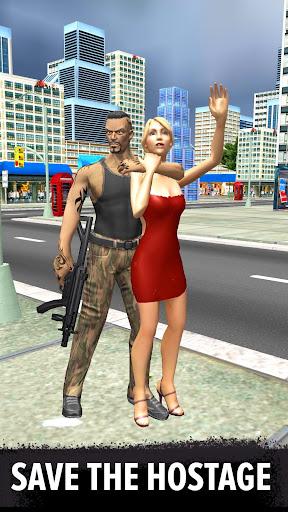 Sniper Shooter Assassin 3D - Gun Shooting Games android2mod screenshots 9