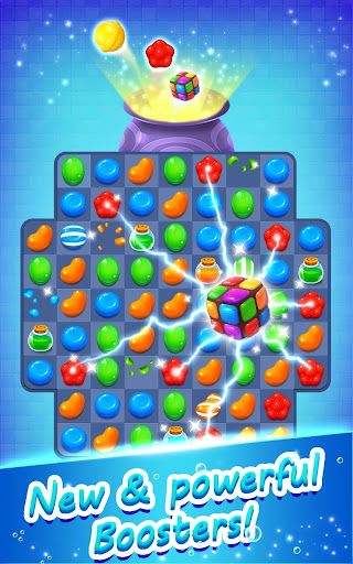 Candy Witch - Match 3 Puzzle Free Games 15.7.5009 screenshots 9