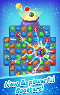 Candy Witch – Match 3 Puzzle Free Games 9